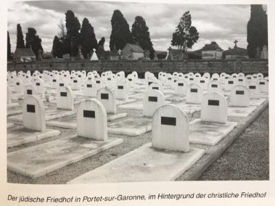 Friedhof Partet-sur-Garonne