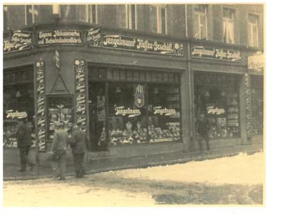 Kohlmann Geschäft 1938