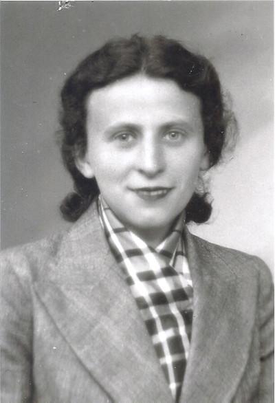 Anna Geczynski in Paris