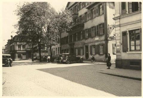 Am Altenhof 17 um 1935