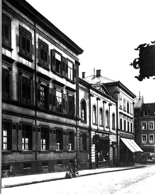 Am Altenhof 17 um 1925