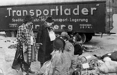 Abfahrt ab Nürnberg nach Izbica