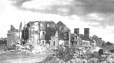 WohnviertelnachBombardement